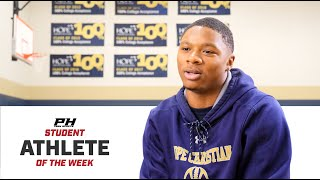 Student Athlete of the Week: WK 3 - Malcolm Gillie