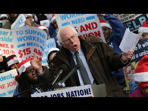 Bernie Sanders and Democratic Socialism (w/ John Nichols)