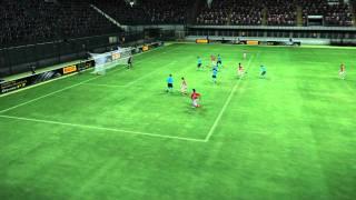 Pro Evolution Soccer 2010 tactics