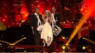 Скачать 18 Победитель Евровидение 2013 Дания Эммили де Форест с песней Only Teardrops