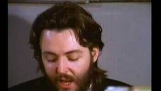 The Beatles-Let It Be Music Video (1970) with lyrics