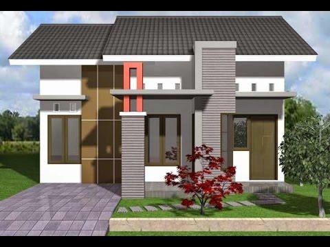 Model Rumah Minimalis Type 36 72 Desain Rumah Minimalis Type 36 72