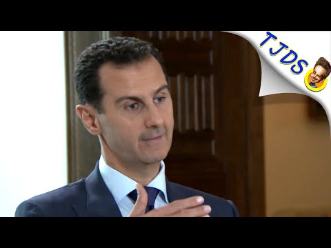 Assad Makes A Great Point About Foreign Experience & Why Hillary's Record Should Worry You