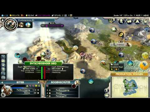 Civilization V: Gods and Kings - Let's Play - Deutschland Part 17 |