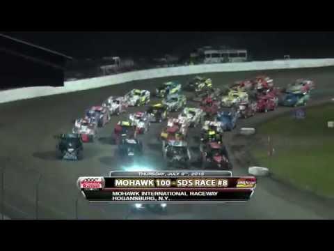 SDS Race #8 - Mohawk Speedway (7/9/15)