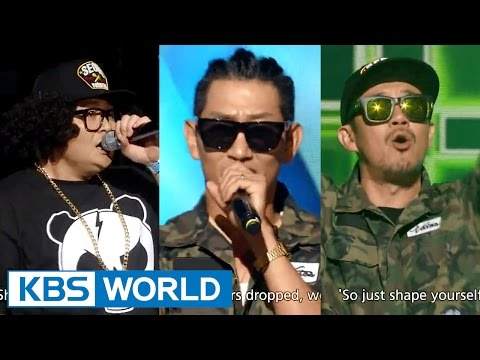 DJ DOC - Run To You / I'm a Guy Like This / Summer Story / Dance with DOC [Yu Huiyeol's Sketchbook]