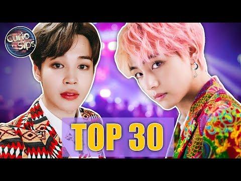 July K-Pop TOP 30 Brand Reputation Ranking! BTS's Jimin Wins AGAIN!