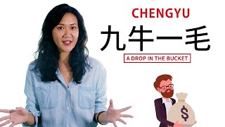 """Chengyu with Joy - Numbers Lesson """"Insignificant""""   Chengyu Series   ChinesePod"""