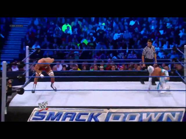 WWE Sin Cara  Best in the World Hagh Flyer  HD 2013) Travel Video