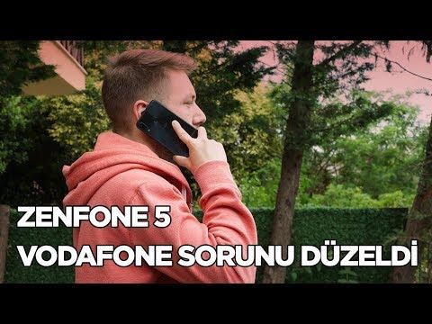 ZenFone 5 Vodafone problemi düzeldi!