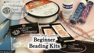 Beginner Beading Kits: Get Started with Jewelry Making