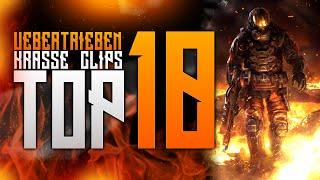 Black Ops 3 - Top 10 ÜBERTRIEBEN KRASSE CLIPS! | TwoEpicBuddies
