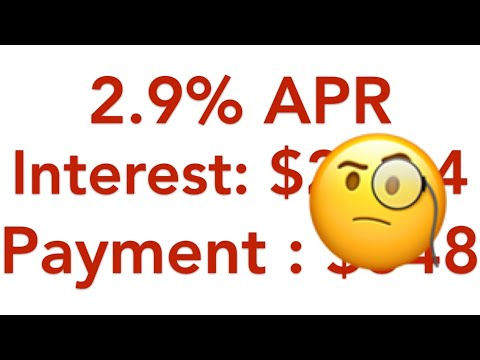 How The APR Adds Up On A Car Loan