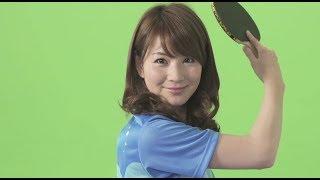 秋元アナと「モヤモヤさまぁ~ず2」で話題の狩野アナが「世界卓球2013...