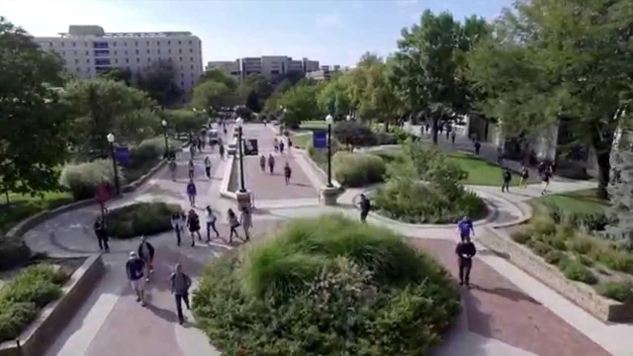 creighton university campus video