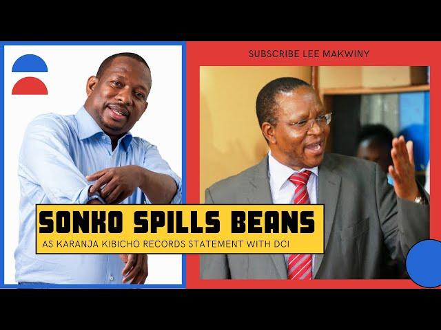 RATTLED MIKE SONKO Spills More Beans on Uhuru Kenyatta Deep State and  2017 Election | DP RUTO News