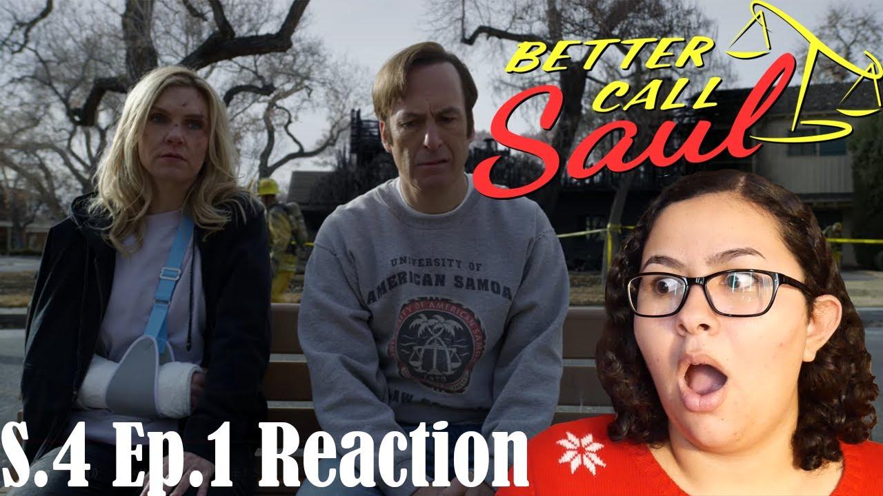 """Download Better Call Saul Season 4 Ep.1 - """"Smoke"""" Reaction"""