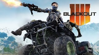 Call of Duty: Black Ops 4 [Blackout] (Yettich ft. Evilmaxplayer) - Лучший Батлрояль?