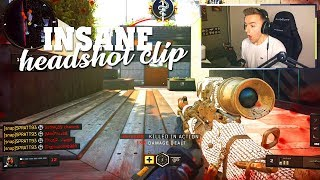I Just Hit MY BEST CLIP on Black Ops 4...