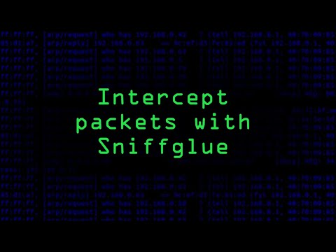 Intercept Packets with Sniffglue Without Opening Yourself Up to Zero-Days [Tutorial] thumbnail