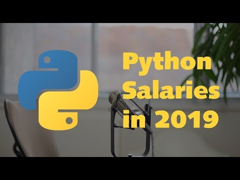 Python Salaries in 2019 - what is REALISTIC?