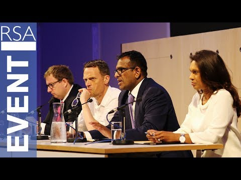 Brexit: One Year On | Anand Menon | RSA Replay