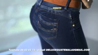 Jeans Deluxe Guatemala - Coleccion 2014 Fin de Año