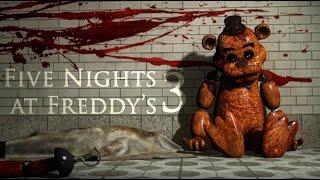видео Скачать Five Nights at Freddys 3 на Android бесплатно на русском языке (полная версия игры)