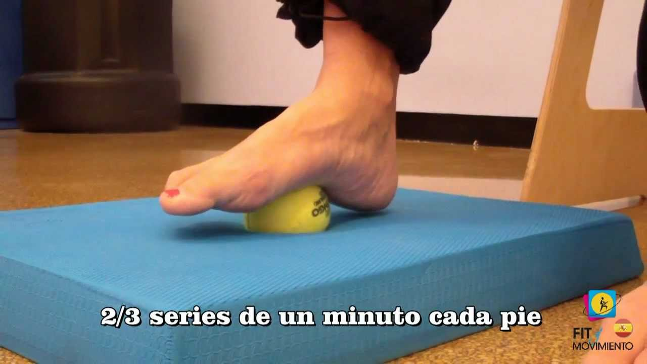 Ejercicios para los pies YouTube
