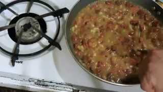 Фуль Египетский Завтрак Ful Egyptian Fava Beans or Broad Beans