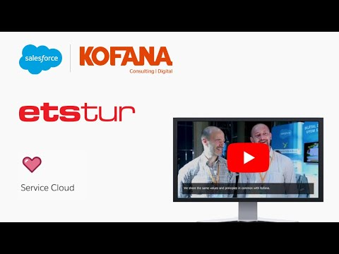 ETSTUR Adapts with Salesforce | Rebuilds with Kofana