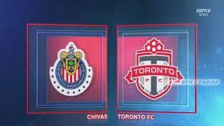 Analisis del CHIVAS vs TORONTO - Final Vuelta Concachampions 2018 - Futbol Picante