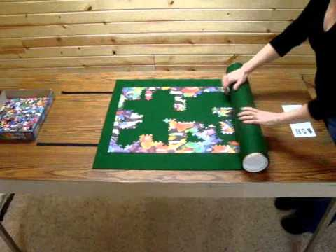 How to use puzzle buddy jigsaw puzzle mat to order youtube how to use puzzle buddy jigsaw puzzle mat to order solutioingenieria Image collections