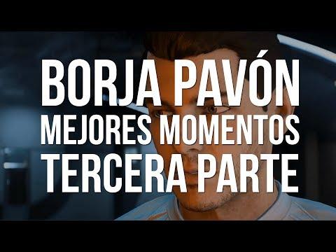 Borja Pavón - MEJORES MOMENTOS en Eurogamer - TERCERA PARTE
