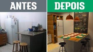 Projeto de Cozinha - #DiycoreMinhaCasa Episódio 3