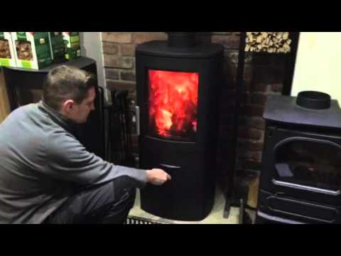 ACR Neo 1C Contemporary Woodburner/Multifuel Stove