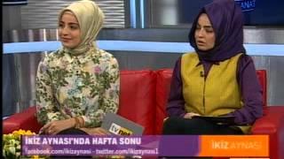Tvnet-İkiz Aynası- Büşra-Kübra Sönmezışık-konuk: Hamide Uysal-07.03.2015