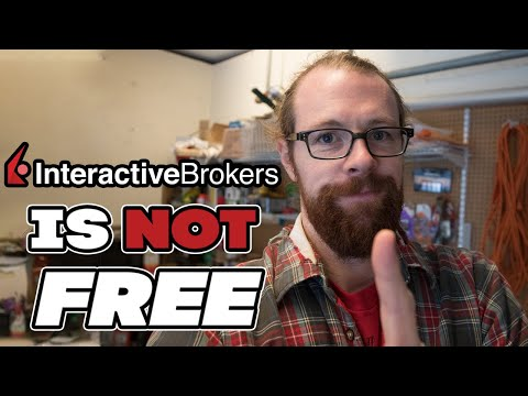 Interactive Brokers Announces Commission Free* Trading (*Not actually free)