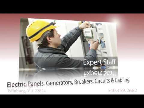 Electrician in Edinburg, VA | Ortts Electric Inc