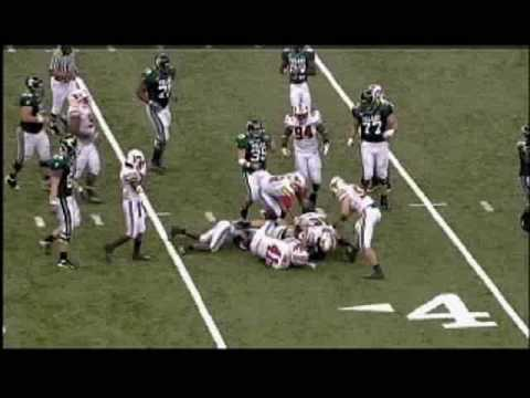 andre anderson tulane 2008 highlights pt. 1