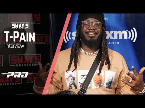 TPain Talks New Series TPains School of Business on Fuse