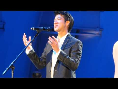Wang LeeHom (王力宏) - Wei Yi (唯一) - Hollywood Bowl