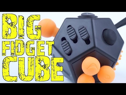 The Most Satisfying Fidget Cube! +SMALL ONES | thecubicleus
