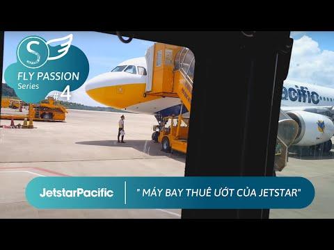Chuyến bay BL266 I PHU QUOC ✈ HO CHI MINH I Jetstar Pacific I Airbus A320 (Myanmar Livery)