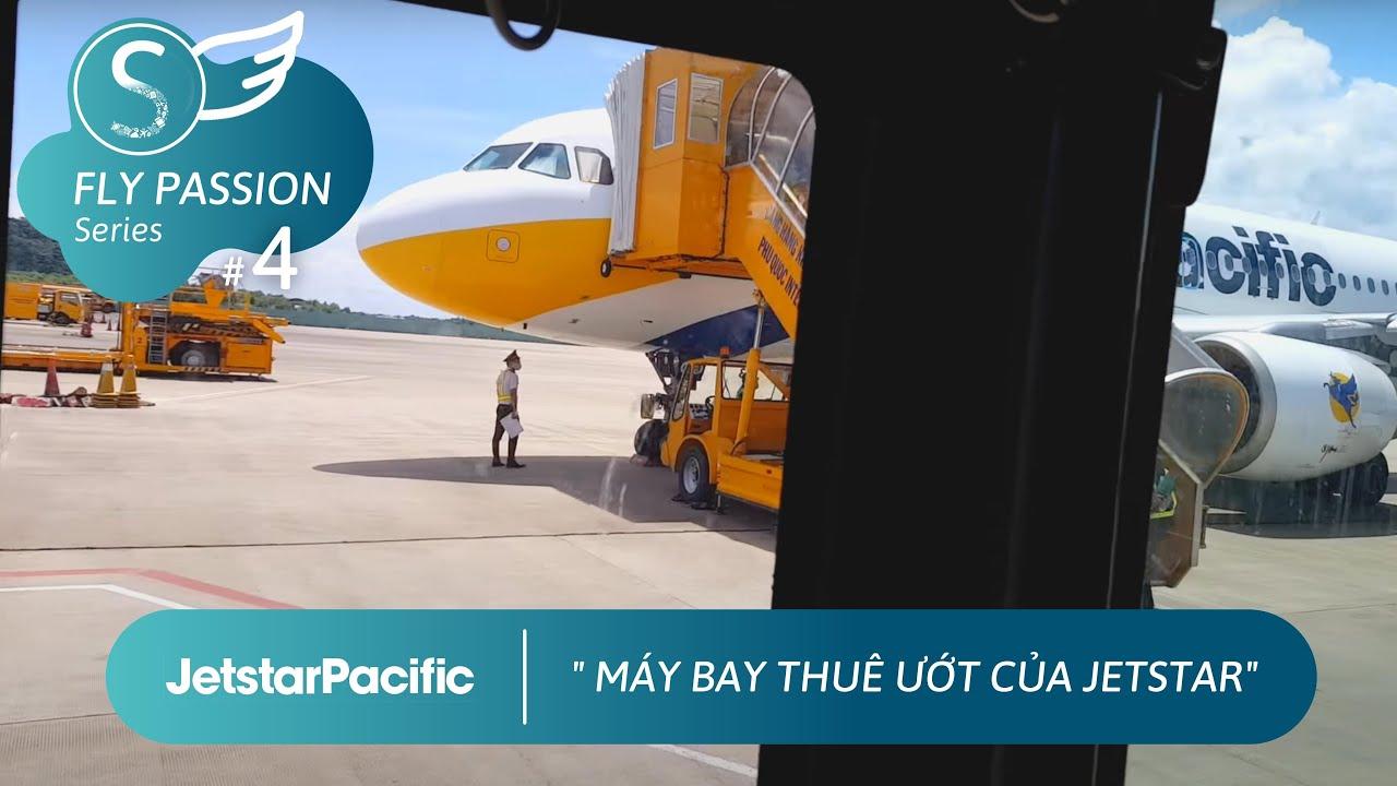 Flight BL266 I PHU QUOC ✈ HO CHI MINH I Jetstar Pacific I Airbus A320 (Myanmar Livery)