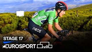 Vuelta a España - Stage 17 Highlights | Cycling | Eurosport
