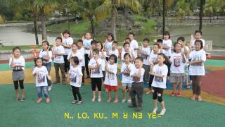 n lo ku m zha new lisu sunday school song