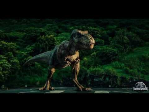 Rexy Tyrannosaurus Rex (Custom) Roars - Sound Effects