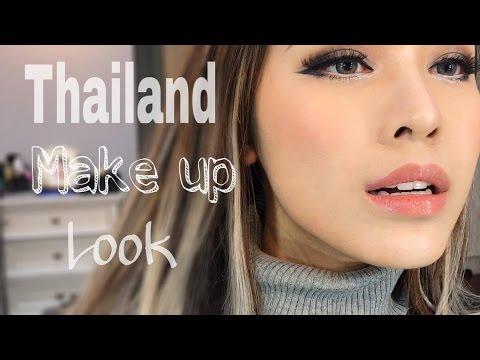 Thailand Makeup Look - Quách Ánh ( P2 )