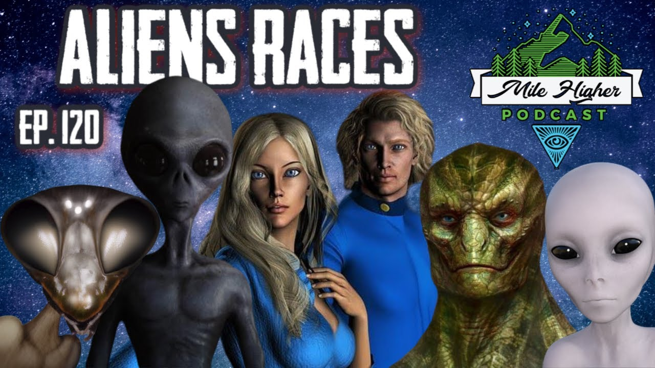 Reacting To Alien Races That May Exist Part I - Podcast #120